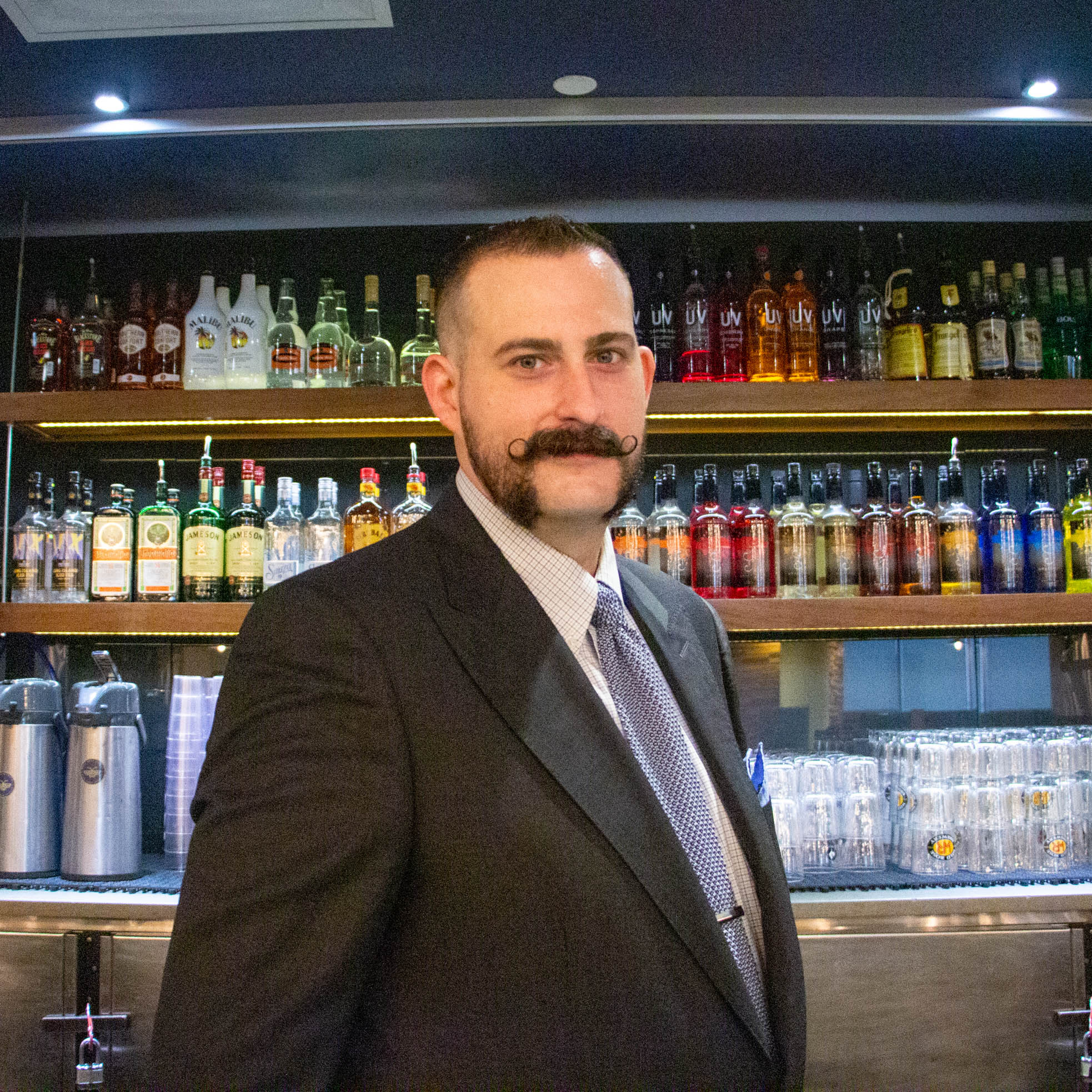 """Featured image for """"Cocktails, food and history: Meet Morgan Hansen SAMRU's operations manager"""""""